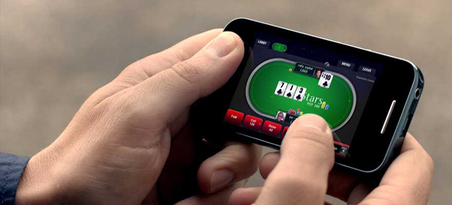 pokerstars app