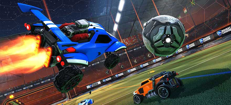 rocket league sport