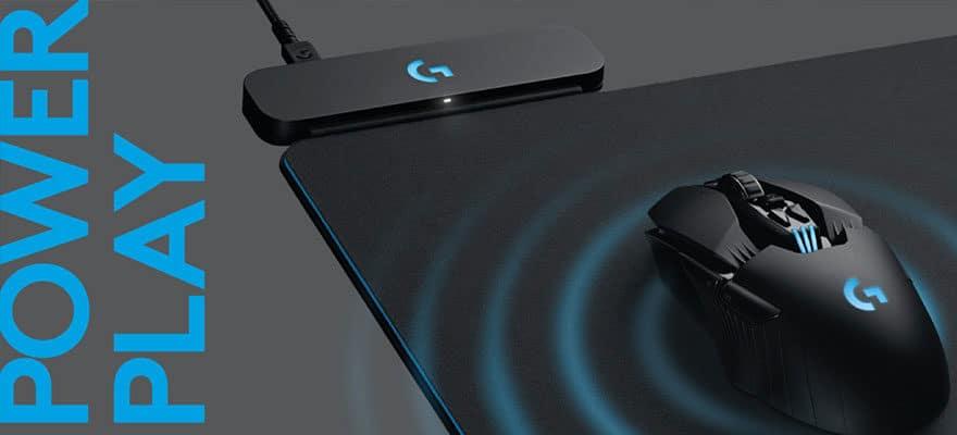 logitech g powerplay