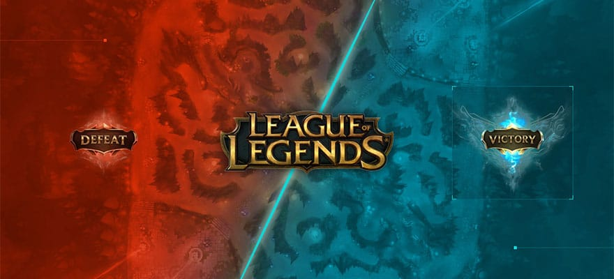 league of legends unspecified error
