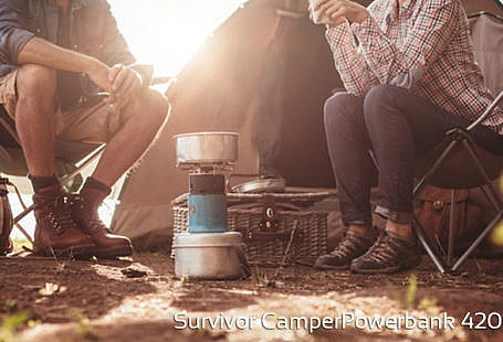 survivor powerbank