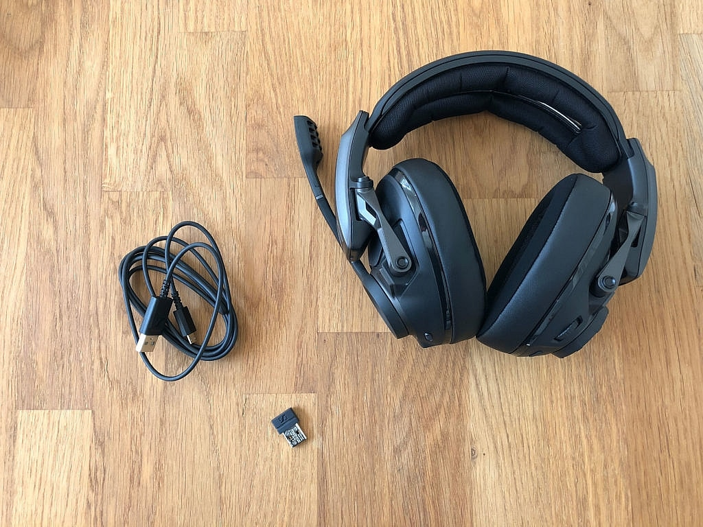 Sennheiser Gsp670 Wireless Gaming Headset Review Gpugames